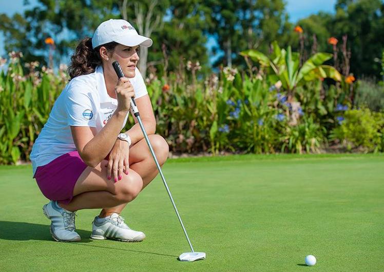 Caroline Romiger, Swiss Golf Professional