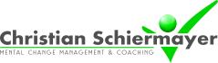 Christian Schiermayer - Bei mir stehen Sie und Ihre persönlichen Wünsche im Mittelpunkt. Mentales Change Management ist ein auf Sie abgestimmtes Format welche Techniken u.a. aus der modernen Hypnose, iEMDR, NLP beinhaltet.